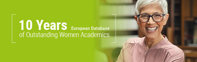 AcademiaNet: Profiles of Leading Women Scientists