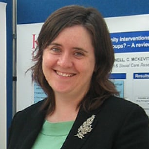 Prof. Kate Dunn, Keele University
