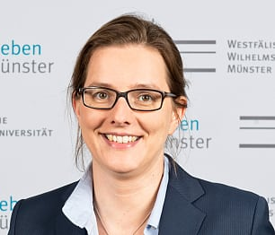 Prof. Dr. Iris Finkemeier, University of Münster