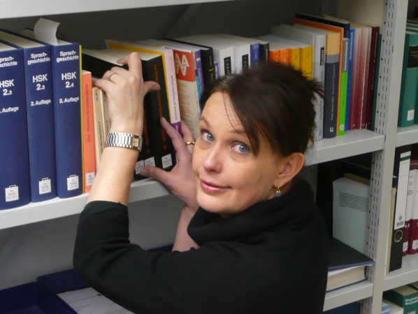 Prof. Claudine Moulin